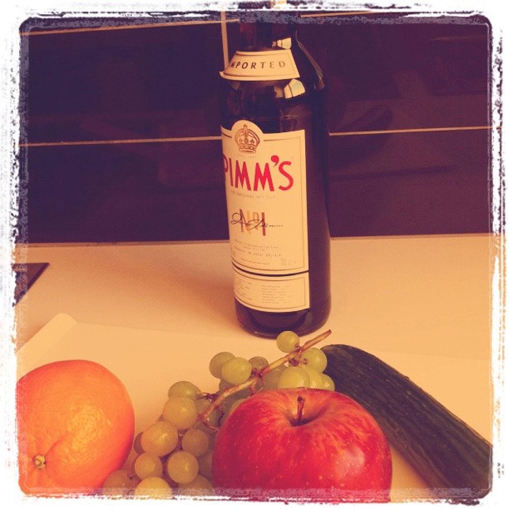 Τι μπορεί να κάνει ο συνδυασμός ποτού με φρούτα και λαχανικά!