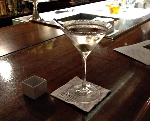 Όταν υπάρχει Dry Martini, υπάρχει ελπίδα. Βαρκελώνη, Αύγουστος 2014