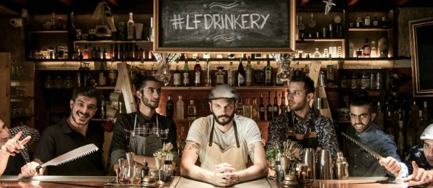 Συγχαρητήρια στην ομάδα του Lost + Found Drinkery!
