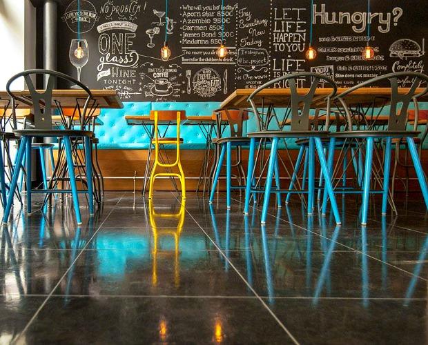 Το Be Bar and Kitchen στη Θεσσαλονίκη