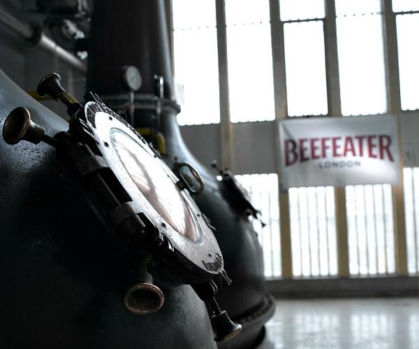 Beefeater London Distillery:¨Όλα αρχίζουν από εδώ.